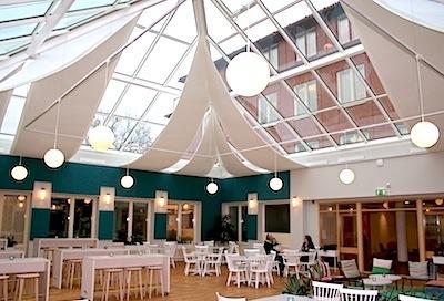 Ljusgård, Ekumeniska Centret, Alvik-Bromma